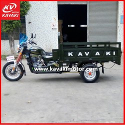 2015 China cargo Reliable 3 wheel motorized tricycle/trike, tuk tuk for sale