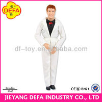 Plastic handsome man doll 2013