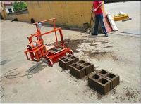 QT40-3C used concrete block making machine for sale