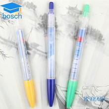 Advertising plastic flyer pen/banner pen/plastic pen