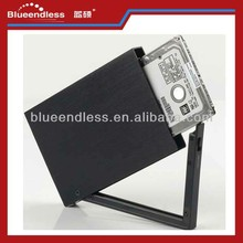 Hot selling Screw-free 9.5mm hdd enclosure sata to usb 3.0 external hard drive case