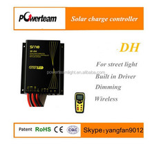Wholesale High Efficiency PWM 12V Street Light Solar Intelligent Charge Controllers