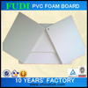 Good quality printable pvc fascia board with different size