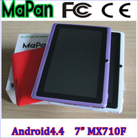 best 7 inch cheap tablet pc with wifi hotspot /capacitance screen/allwinner a13 cpu MaPan MX713