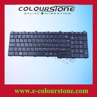 notebook keyboard For Toshiba C650 Keyboard Russian Layout Keyboard
