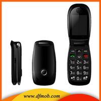 Flip 2.2INCH QVGA Senior Cell Phones MTK6260 Big Keyboard Big Font GPRS/WAP Quad Band Unlocked GSM SOS Telephone Mobile T03