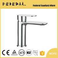 Good quality single handle brass wash basin mixer,copper water tap