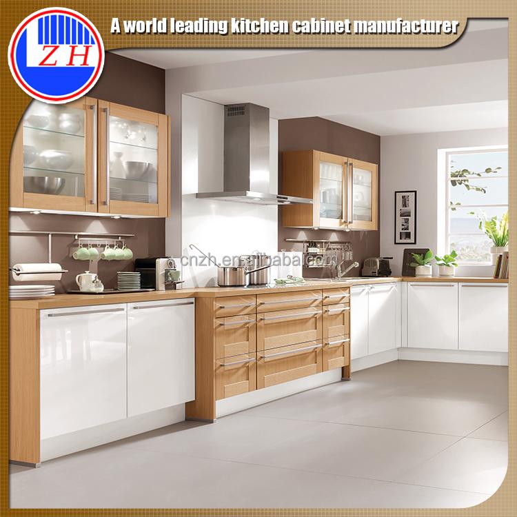 Flat Pack Australia Project China Kitchen Cabinet Design