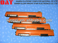 Compatible printer CE310 A toner cartridge for use in HP LaserJet Pro CP1025/CP1025NW