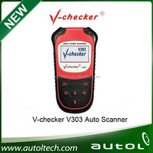 Car Diagnostic ToolV-checker V303 Read & Clear Trouble Codes,Including Pending Codes ,Auto Code Scanner