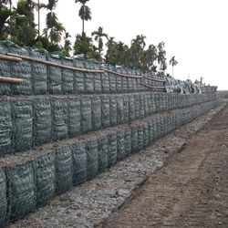 China Good Quality Low Cost Of Gabion Baskets