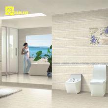 foshan wholesaler cheap price bathroom white wall tile
