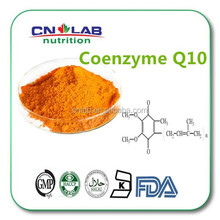 High Quality Raw Material Coenzyme Q10/ Coenzyme Q10 Powder Bulk in Cosmetics
