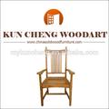 Dentro de lazer antigo esculpido em madeira cadeira/antigo de madeira cadeiras de repouso para idosos
