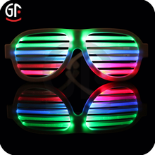Wedding Decorations Wholesale China Antique Enviromental-friendly Light Led Sound Activated Sunglasses
