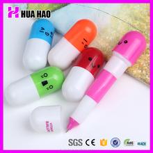 Best quality capsule shape ball pen