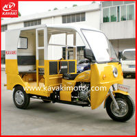 2014 Guangzhou motor vehicle/passenger tricycle/taxi 3 wheel motorcycle