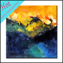 Fashion product 2015 abstract painting by numbers for bedroom or salon