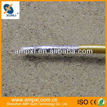 High quality satellite coaxial cable rg6 1.02mm