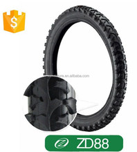 ZD88 20x2.125 Child rubber inflatable bicycle tyre with SGS test passed