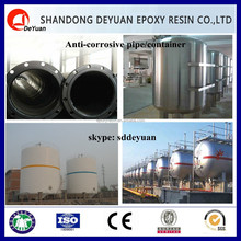 Clear Epoxy Resin for Anticorrosive coating