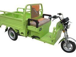 fashion pedal cargo tricycle with cabin loading weight