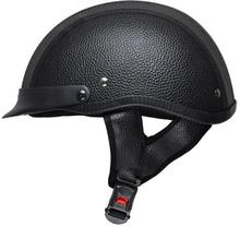 stylish Solid color unique motorcycle novelty Helmet carbon fiber like