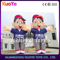 inflatable advertising cartoon, inflatable advertising for motorcycles, advertising product