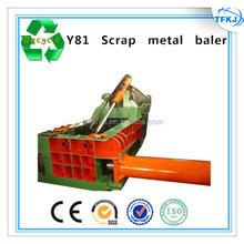 Y81F-2000 automatic scrap baler machine scrap HMS recycle machine(High Quality)