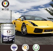 Good quality wear-resisting metallic white spray paint