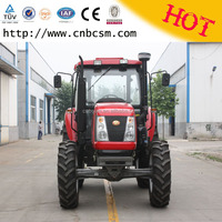 New and used cheap mini farm tractor 4WD compact agricultural tractor for sale