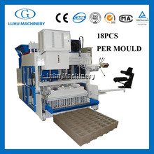 New technology !QMY18-15 zenith hollow block brick machine for myanmar
