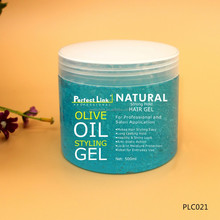 hair gel 500ml super hard hair styling gel with vitamin