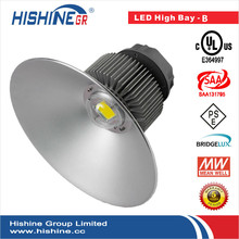 Glass or Aluminum high bay light cover,high quality high bay led 150w