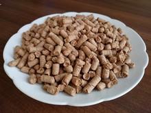 Wheat gluten feed pellets