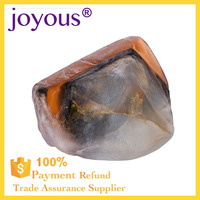 6 color choose OEM private label handmade natural organic fragrance oil bath diamond soap support for Italy Europe