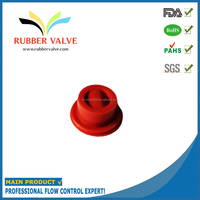 Silicone mini valves, Two way valves for drink dispenser