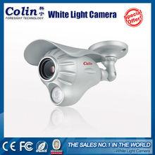 "Colin 1/4"" Silver 800TVL 1pcs array IR Leds Waterproof Surveillance pipe inspection system panoramic 3d cctv camera"
