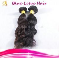 wholesale AAAAA unprocessed virgin Peruvian hair extension