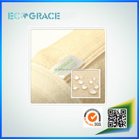 supply PP PE PTFE PPS P84 Antistatic fiberglass pps filter bag for dust collection