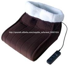 eléctrico y los pies masajeador con calor