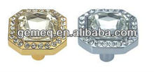 GM166-4 furniture zinc alloy crystal handle knob