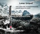 60 - 180 cm DSLR monopé fibra de carbono handheld camrea estabilizador