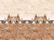 Artist ceramic wall tiles for kitchen, Semi tiles, Hot sale floor tiles travetina