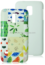 Promotional Blank 3D Sublimation Phone Case for SamSung S5 mini
