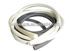 Expandable tube of fiberglass braid sleeve for 635 degree high temperature