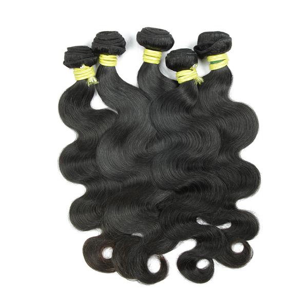 Livraison Gratuite de prix de gros vague de corps pas cher 8a péruvienne vierge cheveux