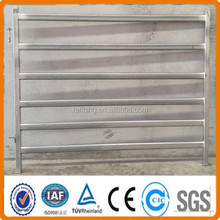 heavy duty hot dipped galvanized corral panels /metal livestock field farm fence gate for cattle sheep or horse