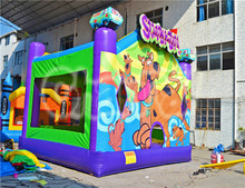 Hotsale Inflatable 5-in-1combo inflatable animal combo for children