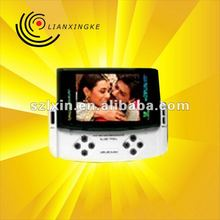 "Hot selling 2.4"" TFT screen 32 bit wireless tv game consoles"